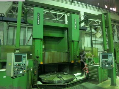 Vertical Turret Lathe - Single Column