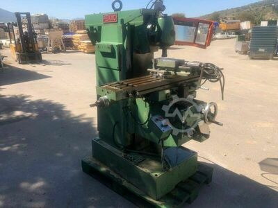 Turret Milling Machine Fexac UP