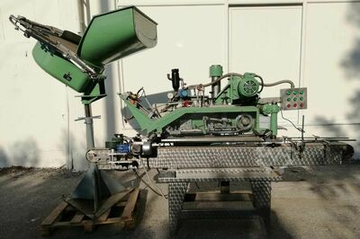 LINEARNA CAPPING MACHINE MARKA MASSILLY