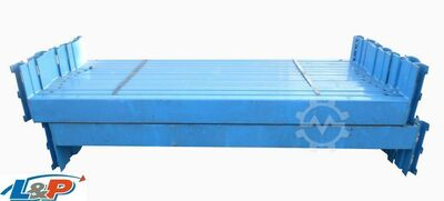 Stow Pal Rack OP / Laenge: 1.450 mm /  Kastenprofil: 100 x 50 mm