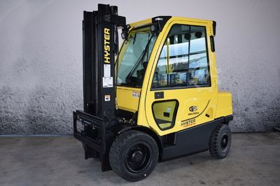 Hyster H 2.50 FT D