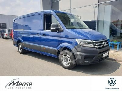VW NFZ Crafter 35 Kasten 2.0 TDI MR Automatik LED Na