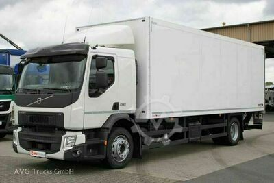 Volvo FE 280 18 t Iso Koffer 7,4m LBW 2t Liege