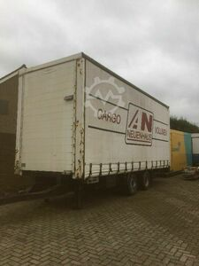 Wecon Curtain side trailer