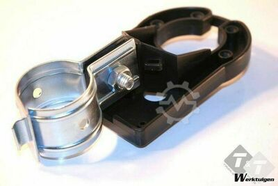 Trailer And Tools Mounting plate socket holder