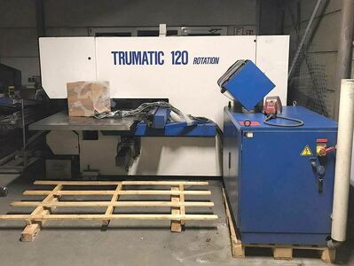 TRUMPF TRUMATIC 120 ROTATION