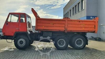 Steyr Andere 1491 6x4 SHD