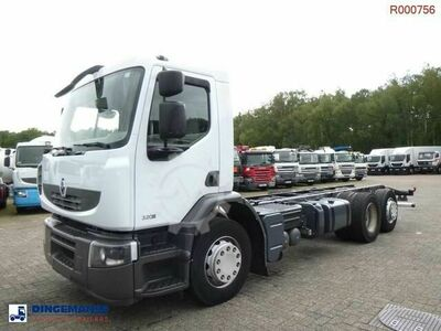Renault Premium 320.26 dxi 6x2 chassis