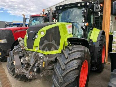 Claas axion 810t4f