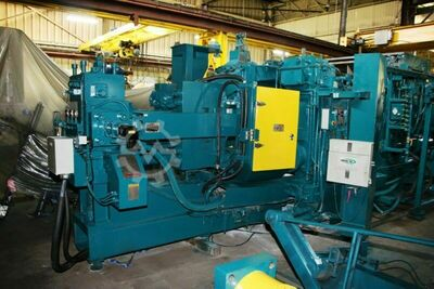 COLD CHAMBER - DIE CASTING MACHINE #4636