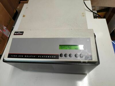 Microplate wasmachine