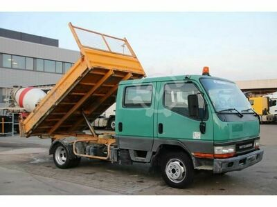 Mitsubishi CANTER BENNE 7PLACES