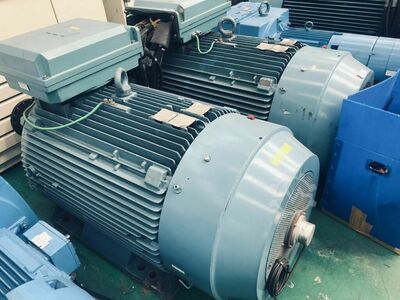 3-Phase squirrel cage motor