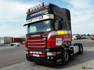 Scania R 500 Topline E5 / ENGINE BAD / shlecht