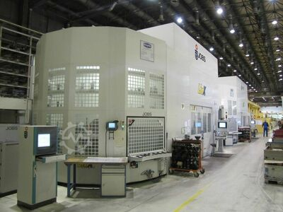 5-axis gantry type milling mc high-speed
