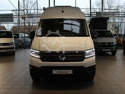 VW NFZ Grand California 680 EU6d Temp 130 kW Front D