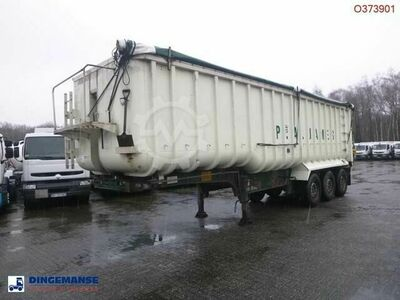 General Trailer Tipper alu 48 m3