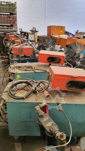 Inert gas welding device