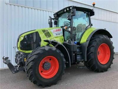 Claas axion 810 t4f