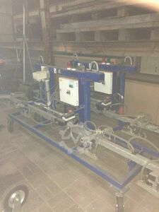 Veribor Multi lift Vacuum lifter