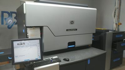 HP Indigo HP 7500  /4c upgrade to 7800 !