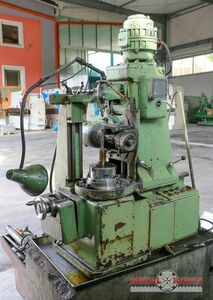 Gear Hobbing Machine WM R2-4SP