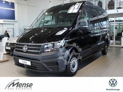 VW NFZ Crafter 35 Kasten MR HD 103 kW Front AHK