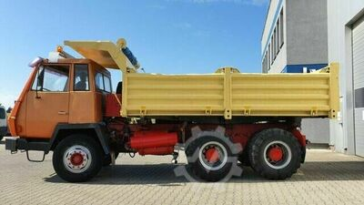 Steyr Andere K 29 6x4 SHD/NSW