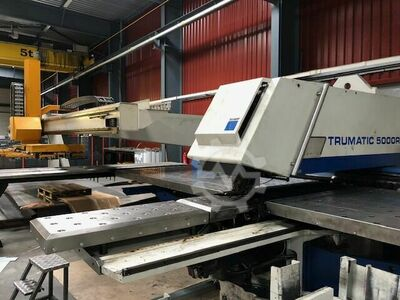 TRUMPF Trumatic 5000 R 5000/1600 SheetMaster