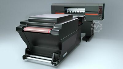 Transfer Printing full automatic all in