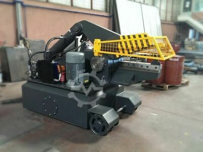 Aymas Recycling Machinery HM 82 Alligator Shear