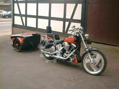 Sonstige/Other Harley Davidson Softail Custom