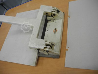 Bacher - Plate punch