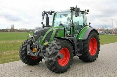 Fendt 516 vario power plus *neu* egnos