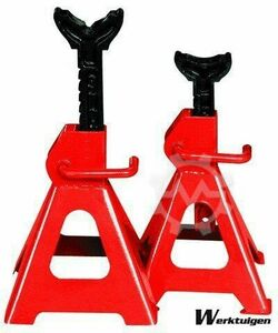 Barntools Axle support set 12 Ton