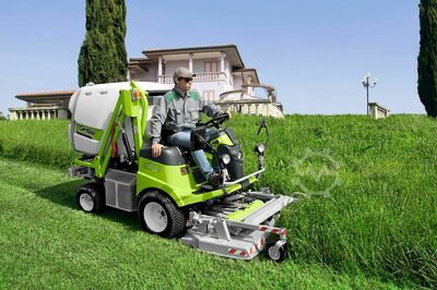 Outfront mowers