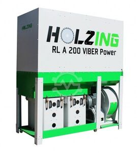 Holzing RLA 200 VIBER Power 6500 m3h