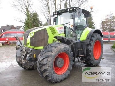 Claas AXION 850 CMATIC TIER 4F