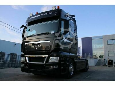 MAN TGX 18.480 XXL BLS MANUAL INTARDER KIPHYDR.