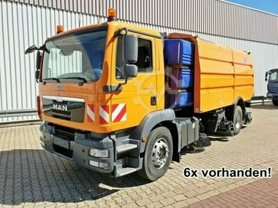 MAN TGM 18.330 4x2 BB TGM 18.330 4x2 BB Schmidt AS990