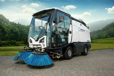 Johnston Sweepers CX 201