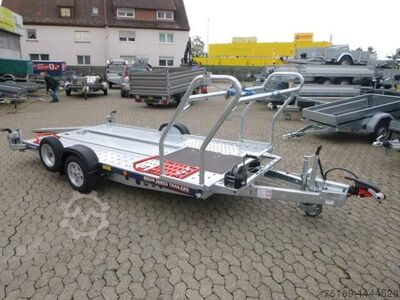 Brian James Trailers C2 Blue Transporter, 126 1211, 3700 x 1800 mm, 1,