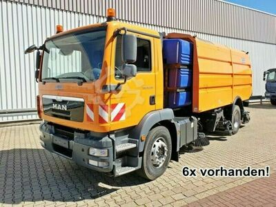 MAN TGM 18.330 4x2 BB TGM 18.330 4x2 BB Schmidt AS 99