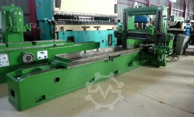 PLANO SHAPING MACHINE