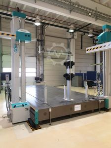 Wenzel RS1625 plus CNC