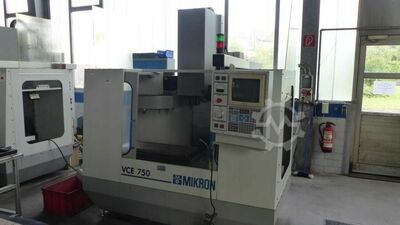 DECKEL MAHO model DMU 50eVolution,