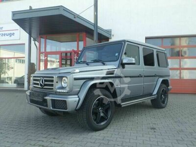 Mercedes-Benz G 500 LIMITED EDITION DESIGNO/COMAND/HARMAN