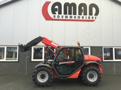 Manitou MLT 627 Compacto