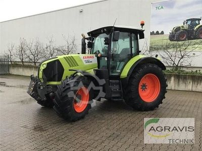 Claas ARION 640 CEBIS TIER 4I