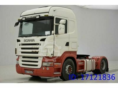 Scania R380 Highline ADR